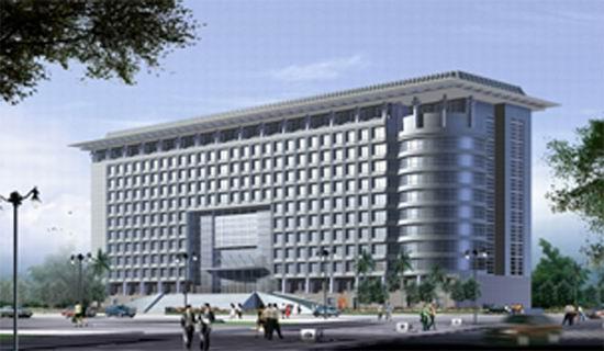 中南民族大学工商管理学院新校区规划设计 中信建筑设计 深圳 研究院